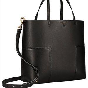 NWT Tory Burch block t mini bag